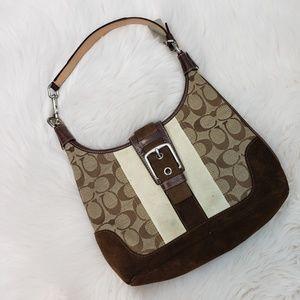 Coach | logo Hobo purse